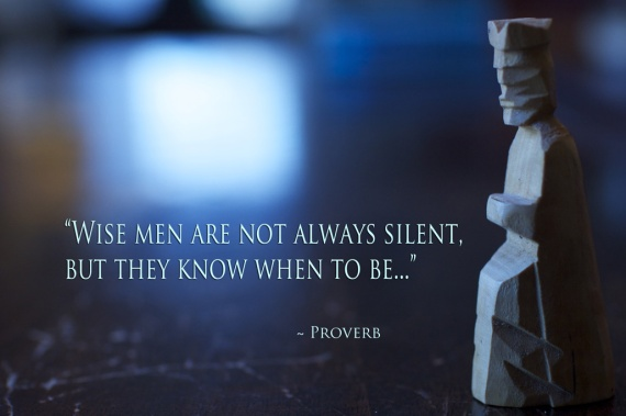 Wise-Men-are-Not-Always-Silent
