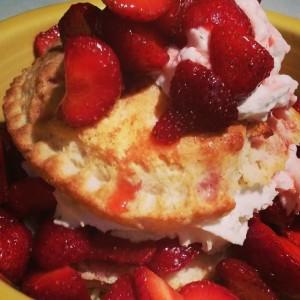 Strawberry Shorcake